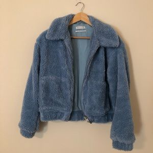 Urban Outfitters Teddy jacket